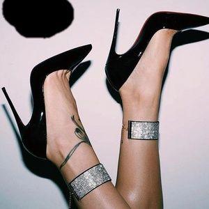 Jewelry - Diamond Rhinestone Anklets Ankle Bracelets